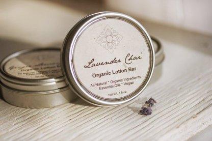 lavender chai