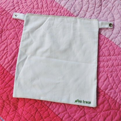 reusable organic cotton bulk bag