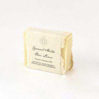 organic shampoo bar