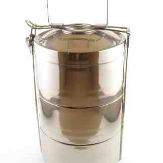 Stainless Steel 3 Layer Tiffin Food Storage Container