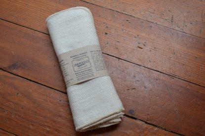 Organic Unbleached Cotton Unpaper Towels