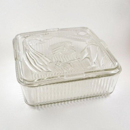 Extra Large Glass Refrigerator Container