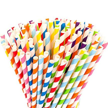 alternative to plastic straws
