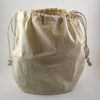 Organic Cotton Double Walled Bulk Bag for Flour