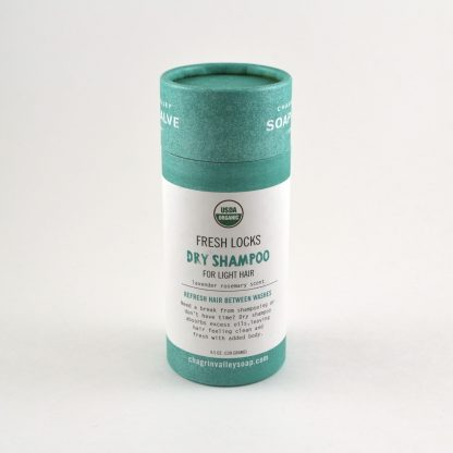 Organic & Vegan Dry Shampoo