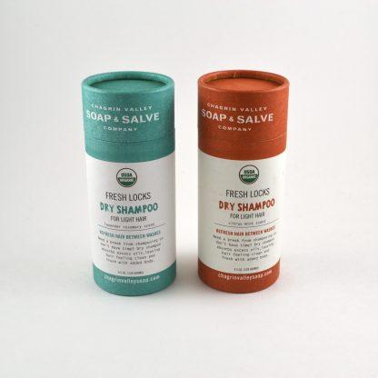Organic & Vegan Dry Shampoo for Light Hair
