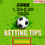 Sure 1 50-2 00 ODDS and Football Predictions - TIP180 com