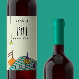 Paj Primitivo Vinoli