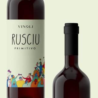 Rusciu primitivo vinoli