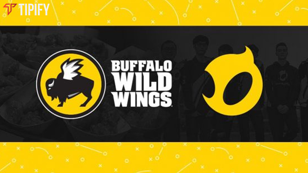 Buffalo Wild Wings Announces Partnership With Team Dignitas - Tipify