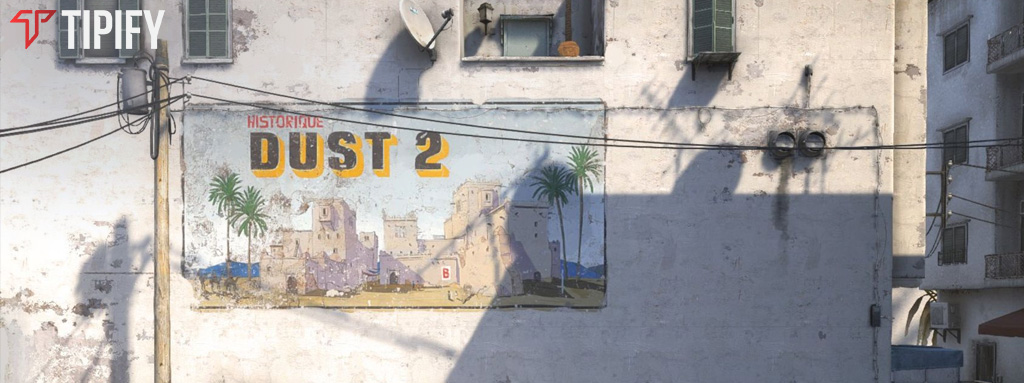 Dust II: CS:GO's Famous Map Returns For Beta Testing - Tipify