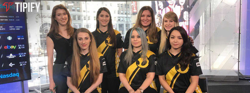 Breaking The Status Quo: Female Esports Players Turned World Champions - Tipify