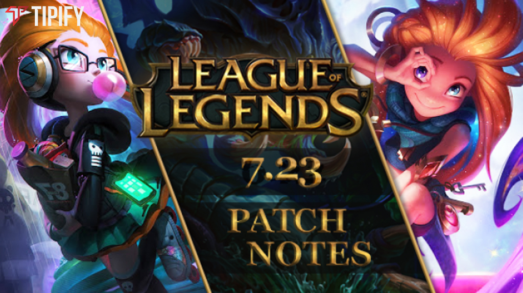 League Of Legends Patch 7.23: Introducing Zoe, A New Mid-lane Champion - Tipify