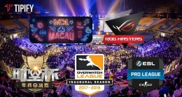 Midweek CS:GO, Dota 2, LoL, and Overwatch Tournaments To Watch