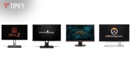 Tipify Gaming Equipment Series: Best Gaming Monitors 2018