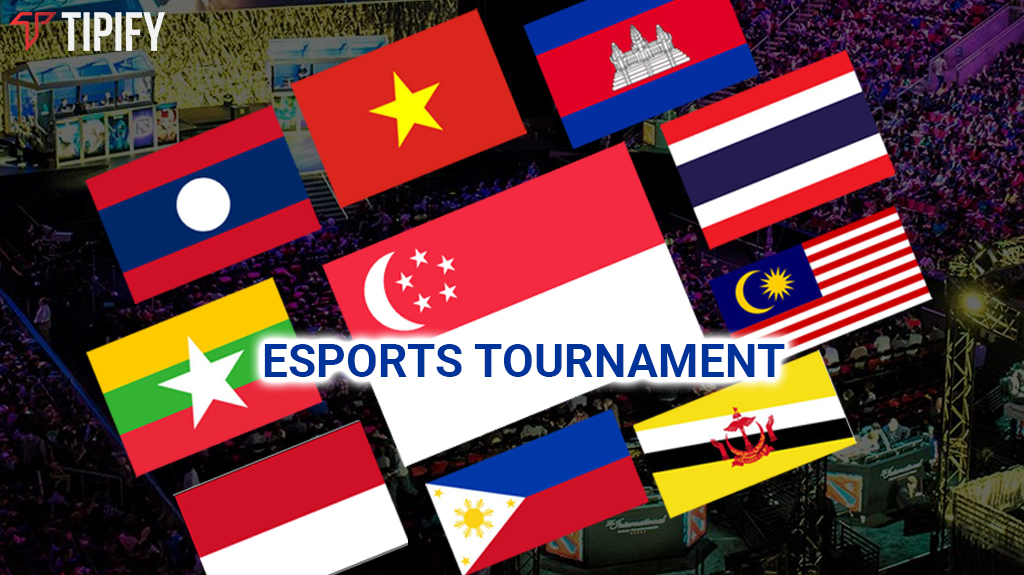 Singapore To Host Its First Major ASEAN Esports Tournament - Tipify