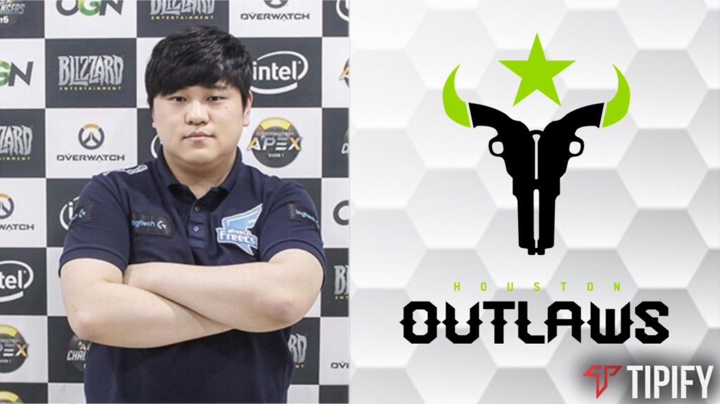 ArHan Is Houston Outlaws' Final Player For OWL Stage 3 - Tipify