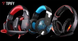 Tipify Gaming Equipment Series: Best Gaming Headsets 2018