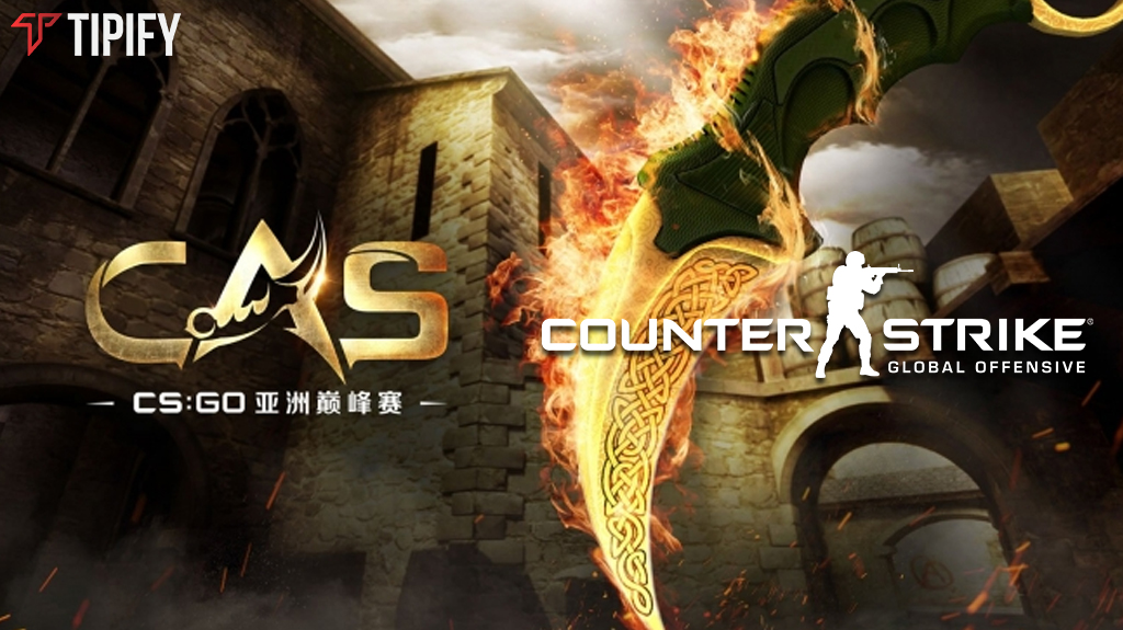 CS:GO Asia Summit Starts Today - Tipify