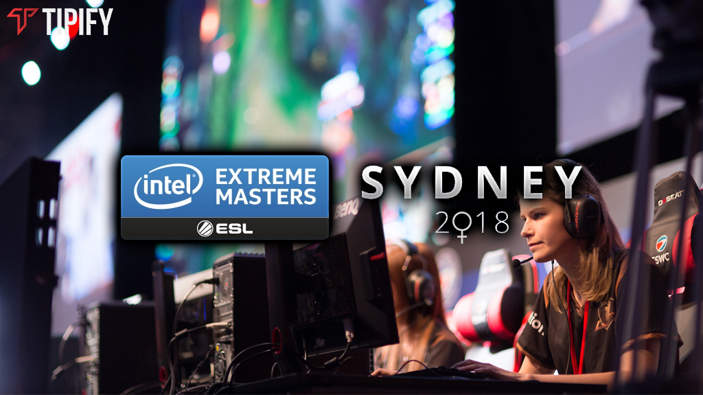 ESL Gives Way To Female Players In IEM Sydney 2018 - Tipify