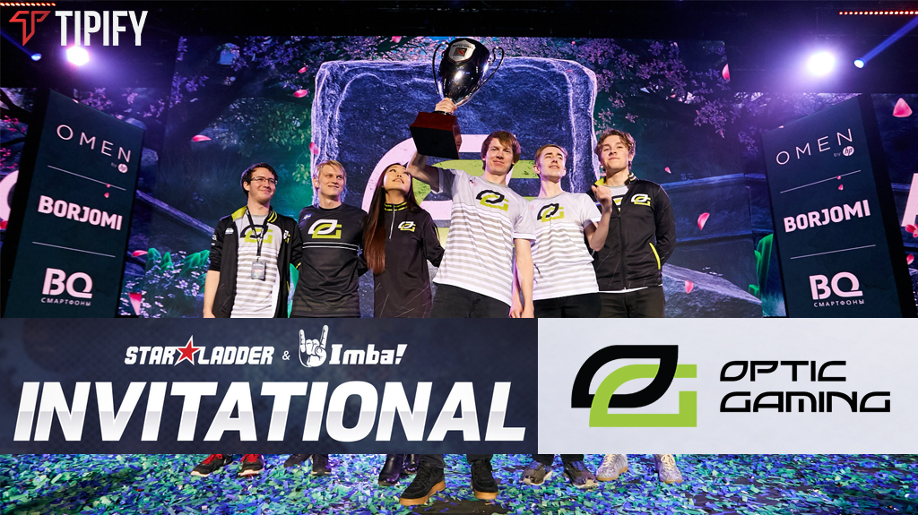 Optic Gaming Wins StarLadder ImbaTV Invitational Season 5 - Tipify