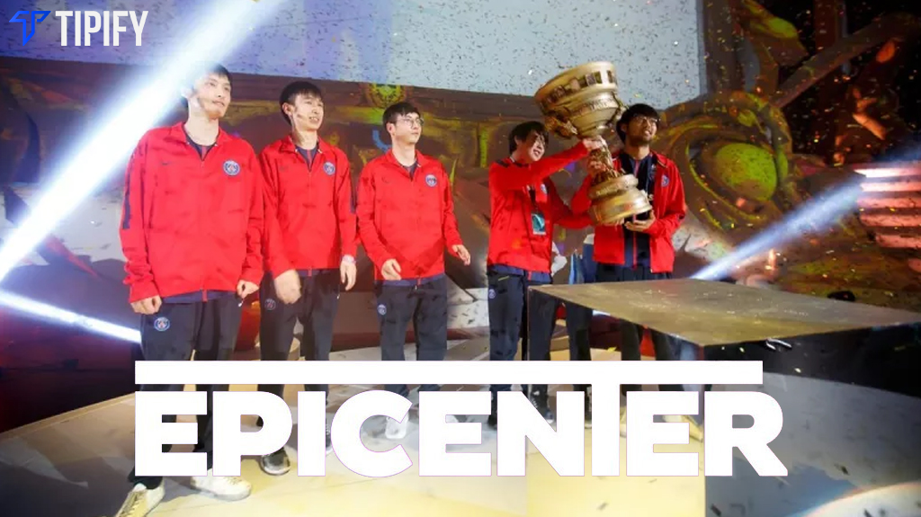 Chinese Powerhouse PSG.LGD Wins EPICENTER XL 2018 - Tipify
