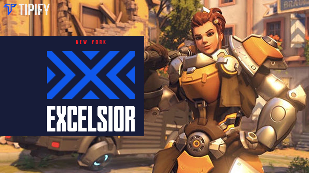 OWL Stage 4: New York Excelsior Utilizes Brigitte To Defeat London Spitfire