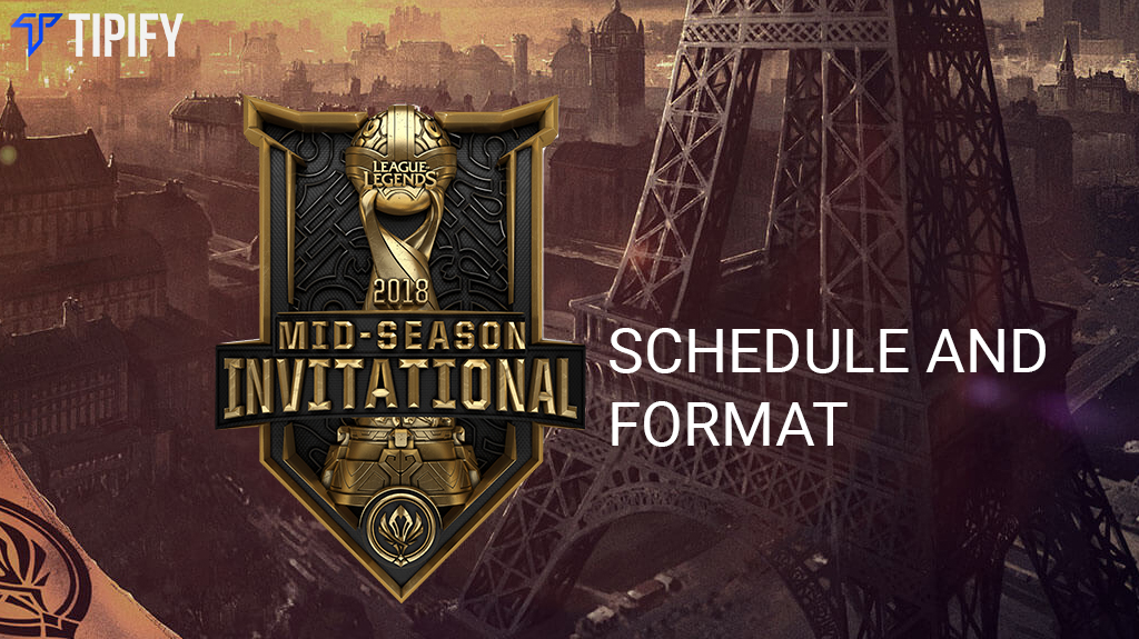 The 2018 Mid-Season Invitational Schedule & Format - Tipify