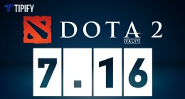Valve Releases Dota 2 Patch 7.16 For The International 8