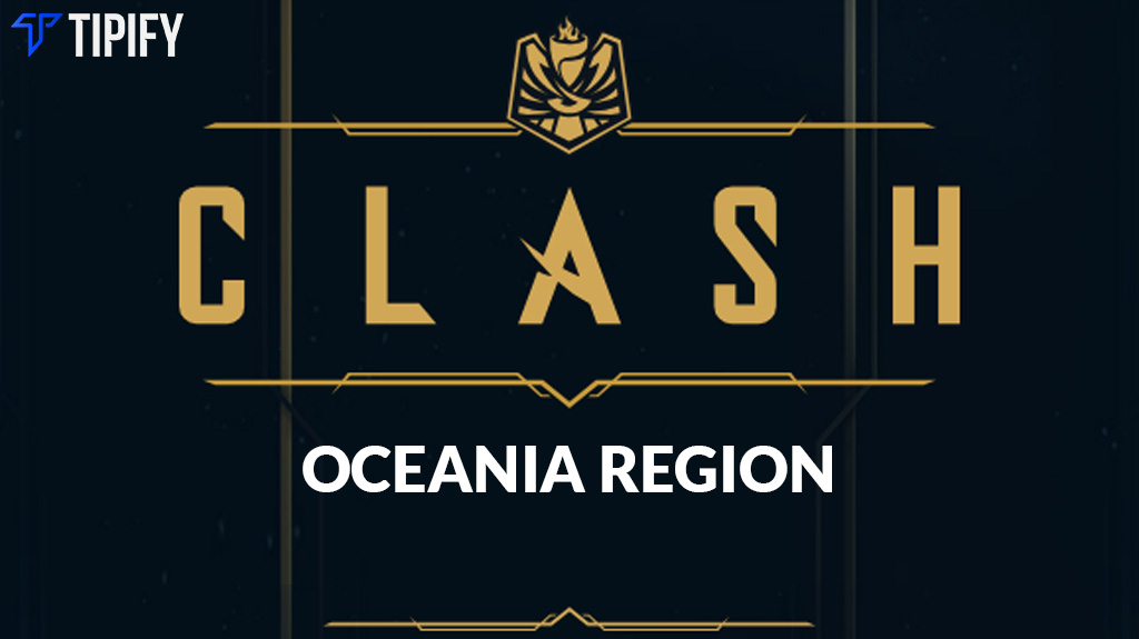 League of Legends: Clash Is Set For One-Day Test In Oceania - Tipify