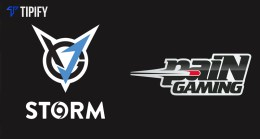 VGJ. Storm & Pain Gaming To Represent Their Flags On TI8