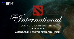 FACEIT Amends Disconnection Rules For TI8 Open Qualifier