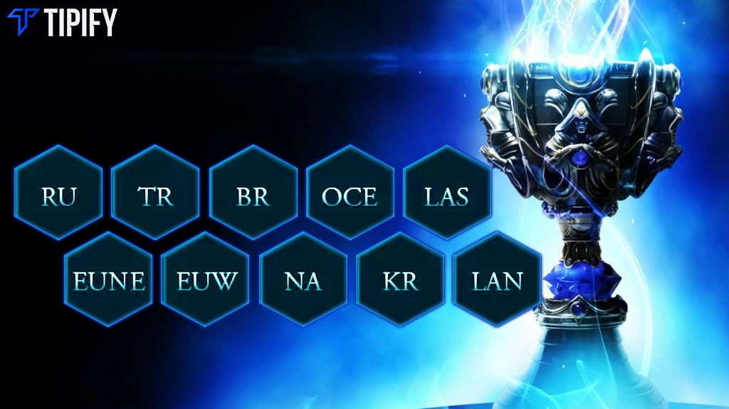 League of Legends World Cup: Rosters and Regions - Tipify