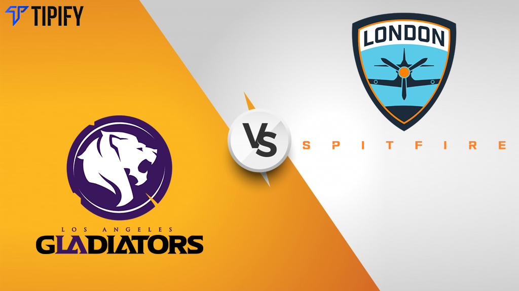 Road To The Semis: Spitfire Defeats Gladiators - Tipify