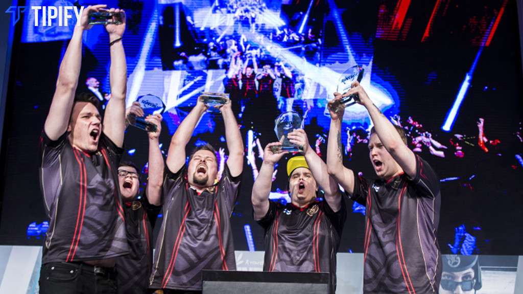 ENCE Esports Victorious At Finnish Championships 2018 - Tipify