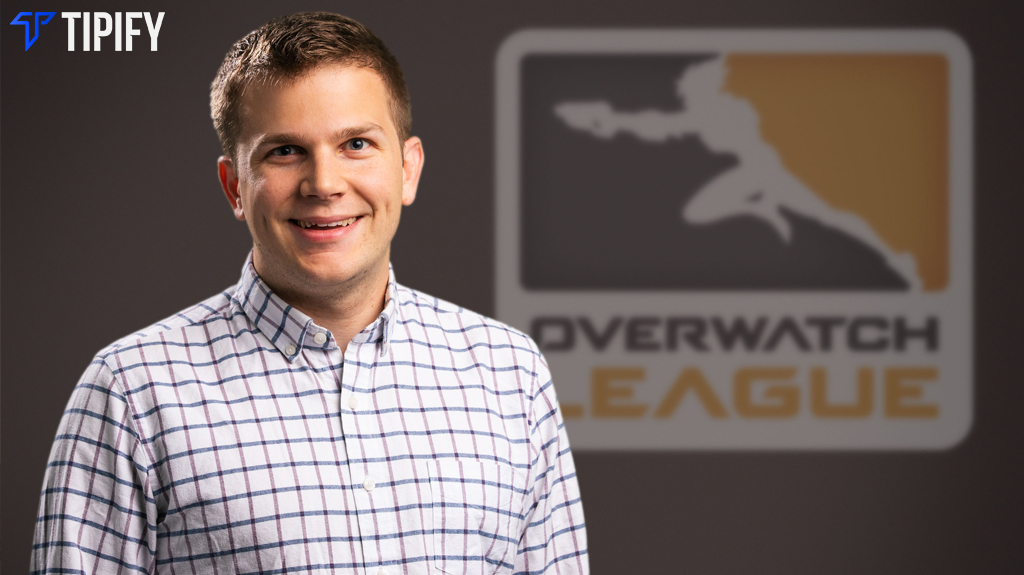 OWL's Franchise Director On Overwatch, Esports, and Olympics - Tipify