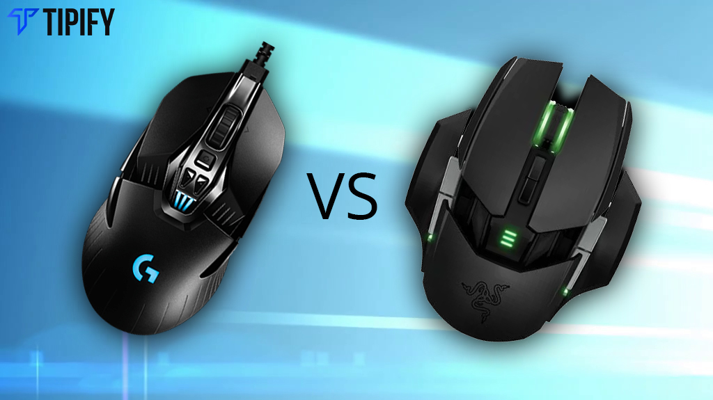 Tech Review Tuesday: Logitech Chaos Spectrum vs Razer Ouroboros Elite
