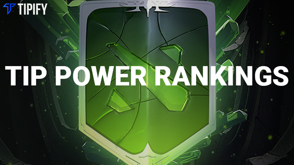 Power Rankings For TI8's Heavy Favorites - Tipify