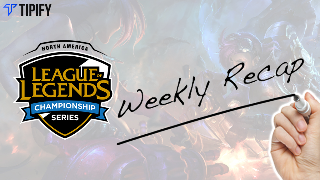 NA LCS Day 2, Week 6 Match Breakdown - Tipify