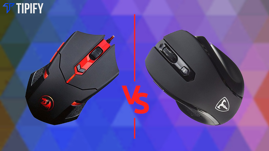 Tech Review Tuesday: VicTsing MM057 vs Redragon Centrophorus M601