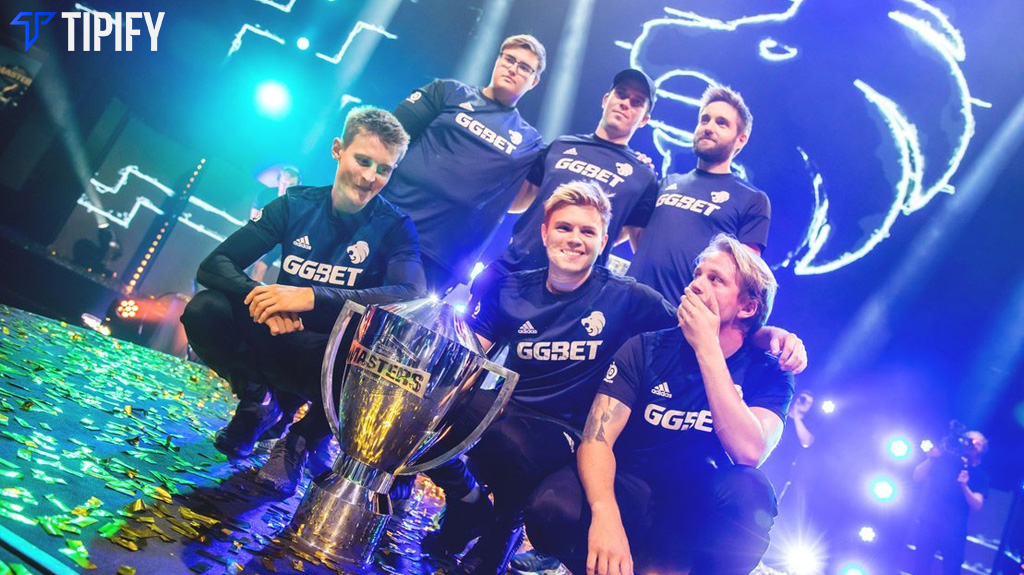 North Wins DH Masters Stockholm, MSL Bags MVP Award - Tipify