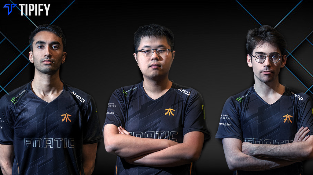 Fnatic Releases 3 Players After An Upsetting TI8 Performance - Tipify
