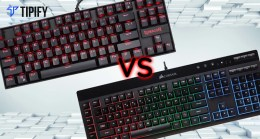 Tech Review Tuesday: Redragon K552 Kumara vs Corsair K55 RGB