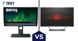 Tech Review Tuesday: BenQ SW271 IPS vs HP Omen VA