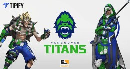 Vancouver Titans Reveals Branding and Full Roster