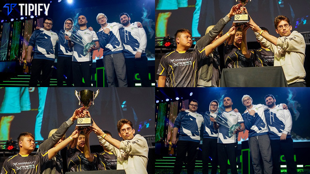 Mineski, Team Liquid Dominate This Week's Dota Pro Circuit - Tipify