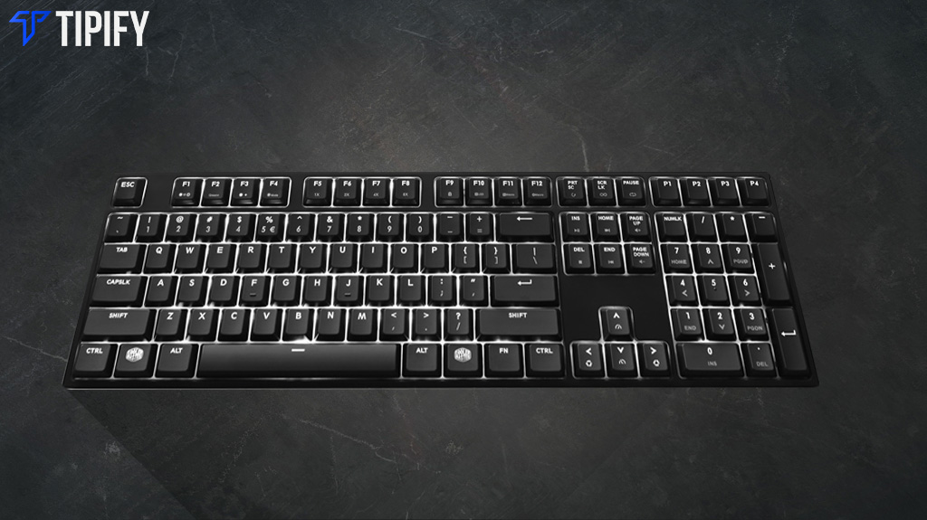 Cooler Master Keys Pro L White: Amazon's Latest Release