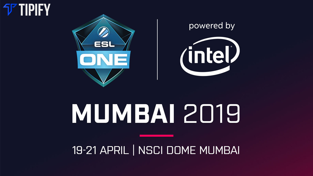 Dota 2 Heads To India With ESL One Mumbai - Tipify