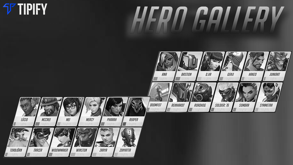 Overwatch Conducts Test Drive For The Hero Ban System - Tipify