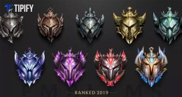 League Of Legends 2019 Ranked Season Explained